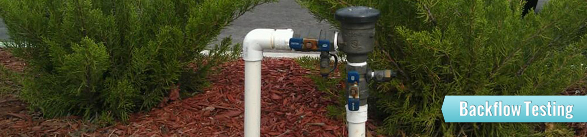 Sprinkler Backflow Testing